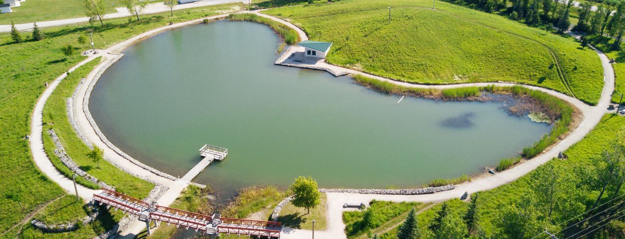 South Central Pond