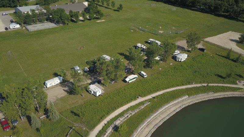 Camping in Manitoba
